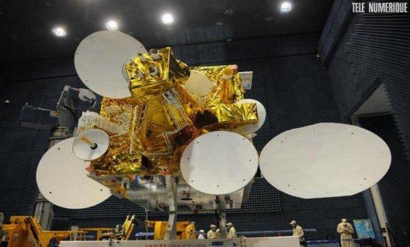 Le satellite Alcomsat1 sollicité pour l'e-enseignement et l'internet à haut débit