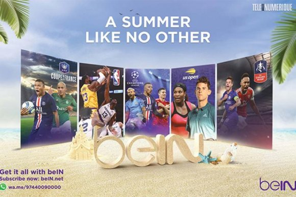 beIN Sports annonce des offres exclusives de sports en direct cet été