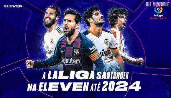 Eleven Sports Portugal rempile avec le championnat espagnol