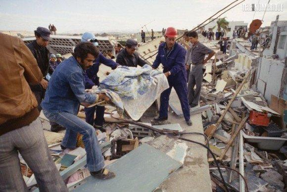 Stress-test pour les opérateurs télécom algériens en cas de fort séisme