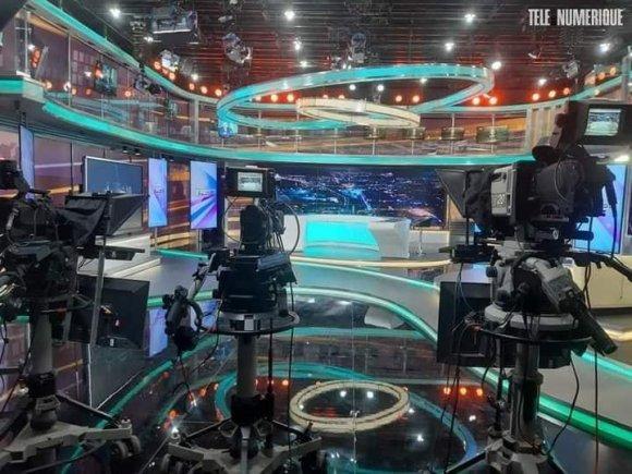 Un nouveau studio pour la chaîne d'info publique algérienne